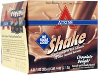 Atkins Advantage Low Carb Ready To Drink Shake Chocolate Delight