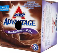 Atkins Advantage Low Carb Ready To Drink Shake Chocolate Royale