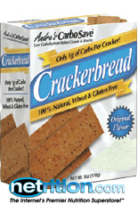 Andre's Carbo-Save Low Carb Crackerbreads