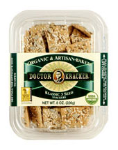 Doctor Kracker Snacker Crackers