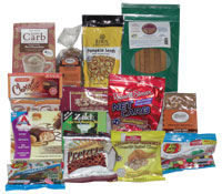 Low Carb Snacktime Gift Box