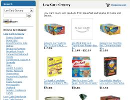 LowCarb4Life Online Grocery