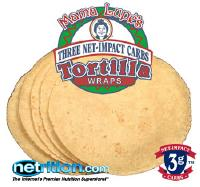 Mapa Lupe's Low Carb Tortillas