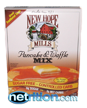 New Hope Mills Low Carb Pancake and Waffle Mix