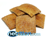 Carb Counters Oven Baked Pita Chips
